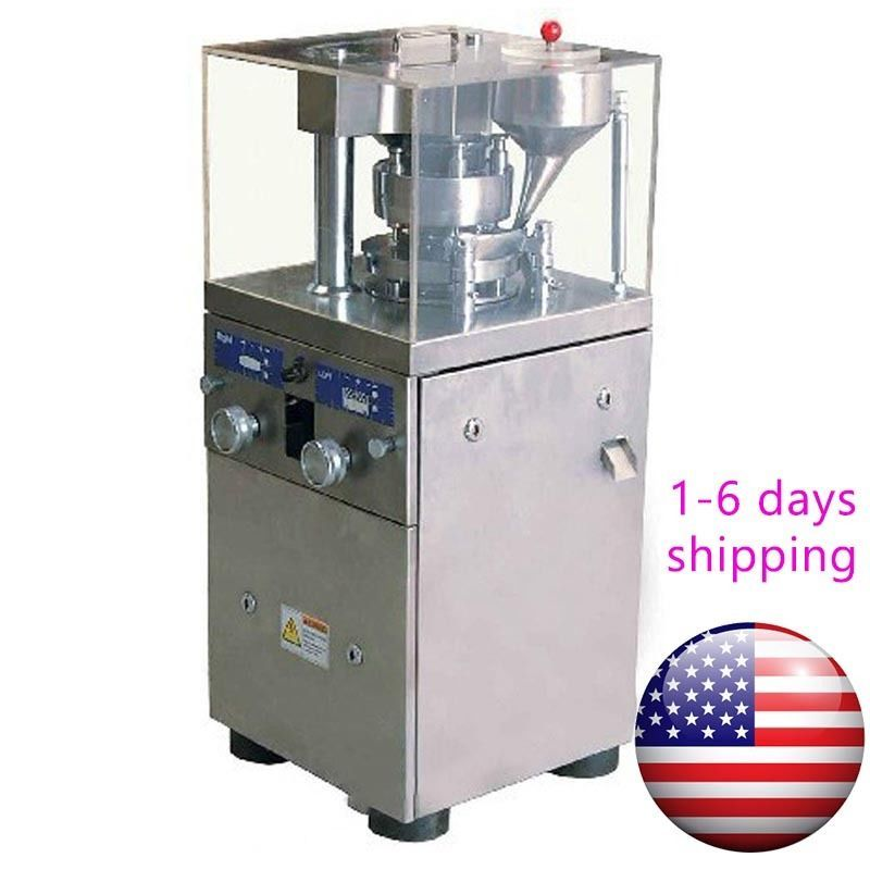 ZP 9 Press Machine,Free Punch Rotary Tablet Dies Molds,DHL
