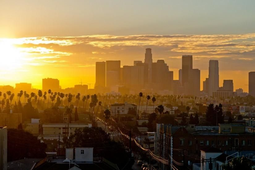 Cool Los Angeles Wallpaper 1920x1080 Smartphone Los Angeles Wallpaper California Wallpaper Skyline