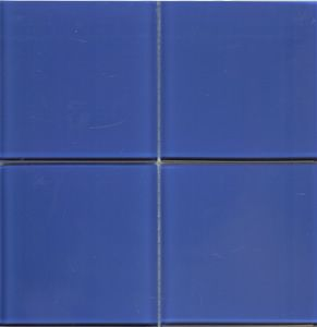 Glass Tile 4x4 True Blue Tile Perfect For Any Tile Backsplash Ideas Modwalls Custom Glass Glass Tile