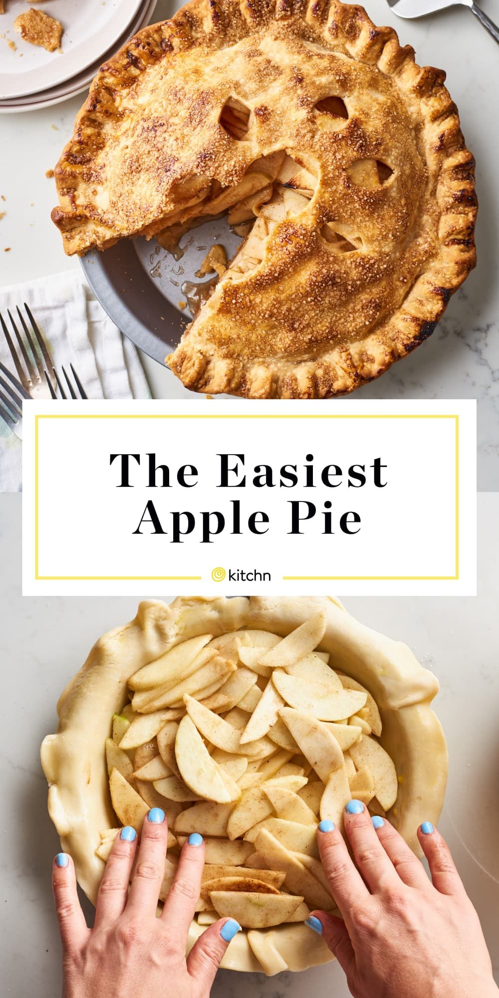Here It Is: An Apple Pie You Can Make on a Weeknig