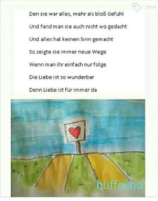 Liebe von Büffelino Kurzgeschichte 9/9 #Liebe #