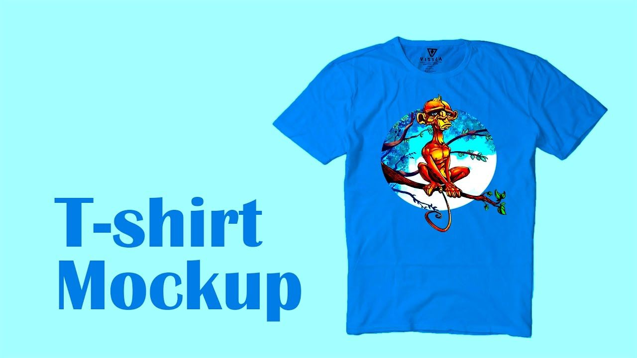 Download How To Make T Shirt Mockup In Photoshop Rushaed Creation Shirt Mockup How To Make Tshirts T Shirt