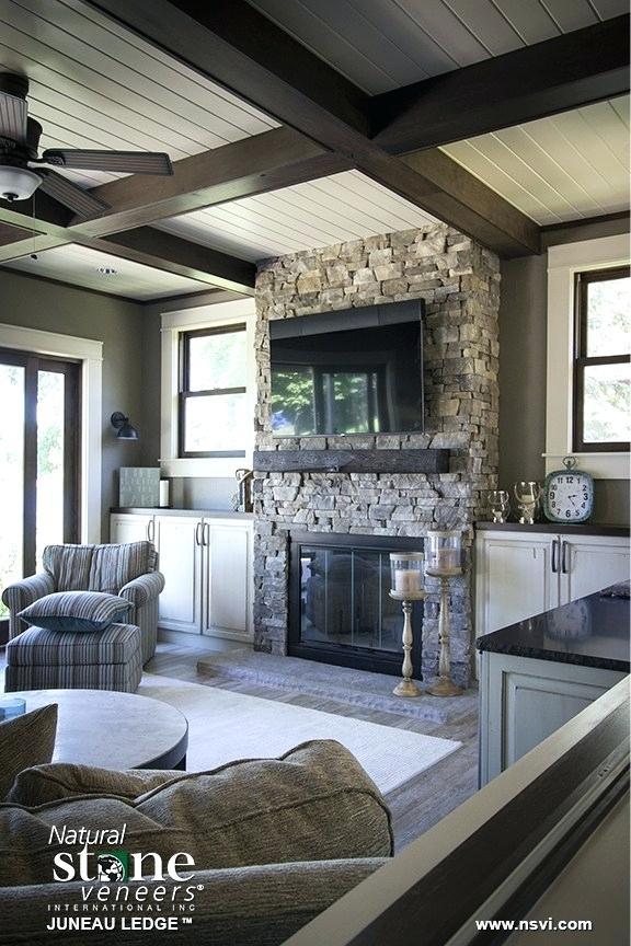 Fireplaces Gallery Natural Stone Veneers Inc Veneer