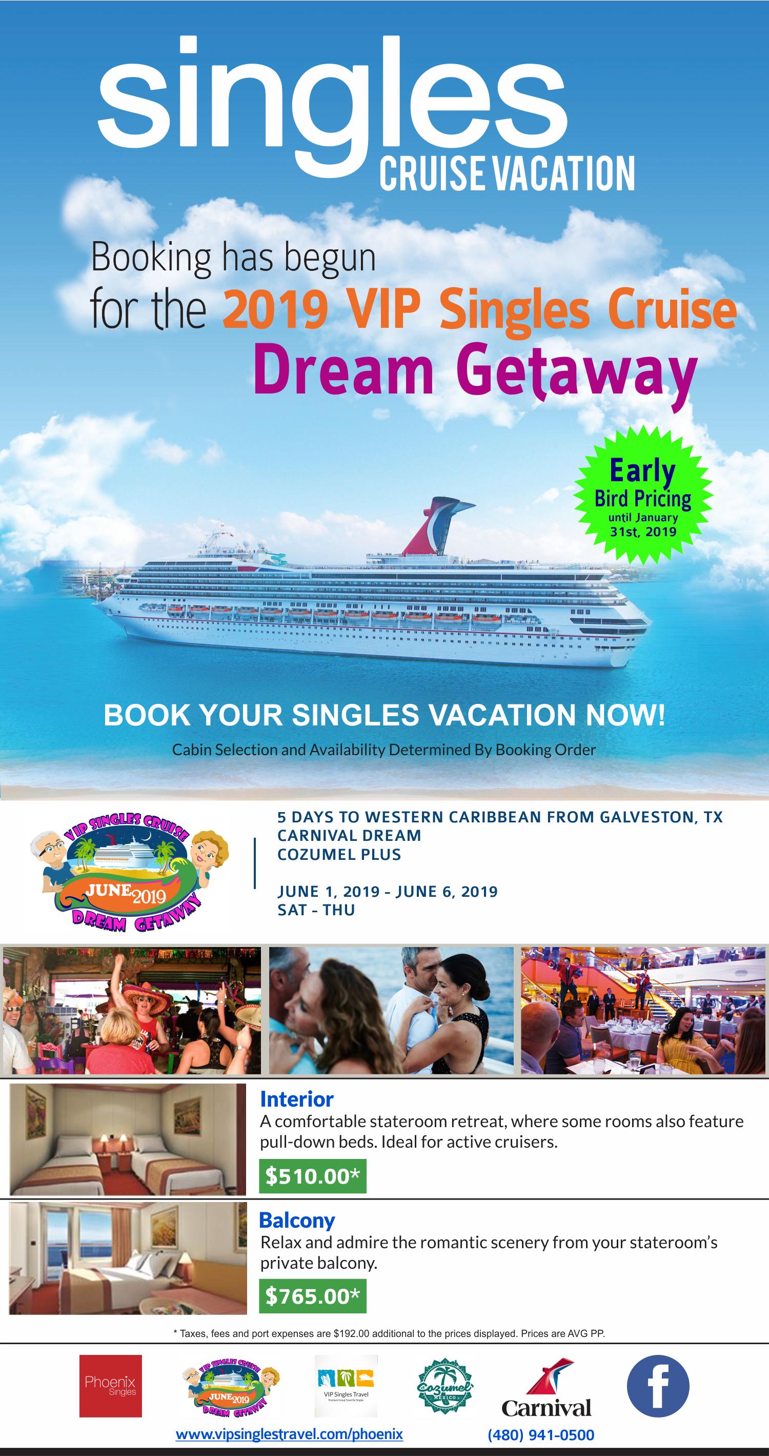 Single dating Cruises