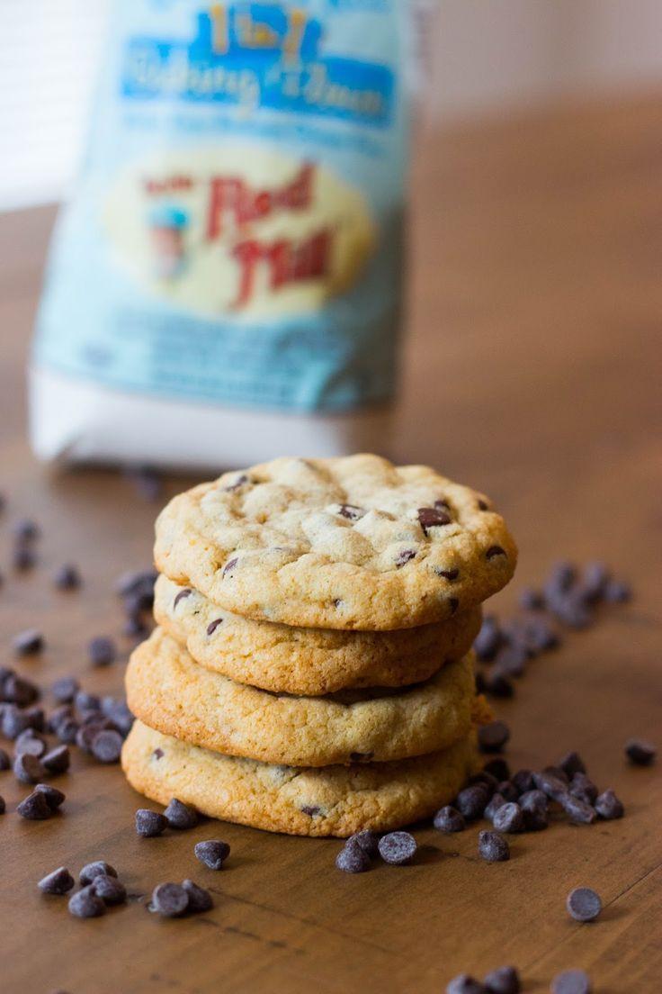 gluten free chocolate chip cookie recipe bob's red mill