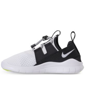 09e7707e99e6 Nike Boys  Free Run Commuter 2018 Running Sneakers from Finish Line - Black  4.5