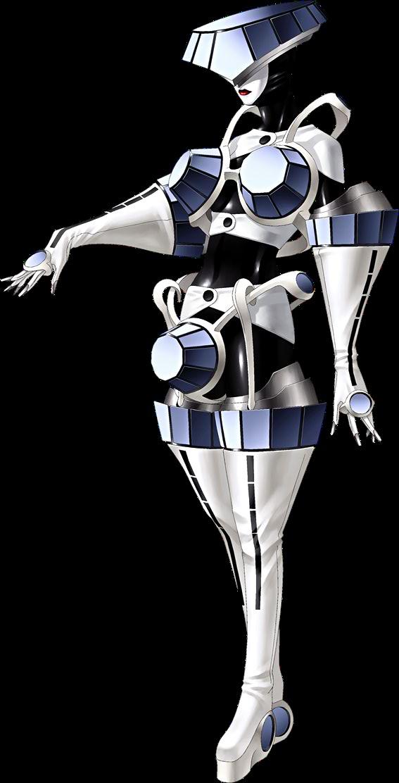 Persona 2: Innocent Sin - Artemis | Concept: Creatures and Monsters