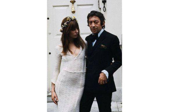 Jane Birkin and Serge Gainsbourg | Hipster mädchen, Mode ...