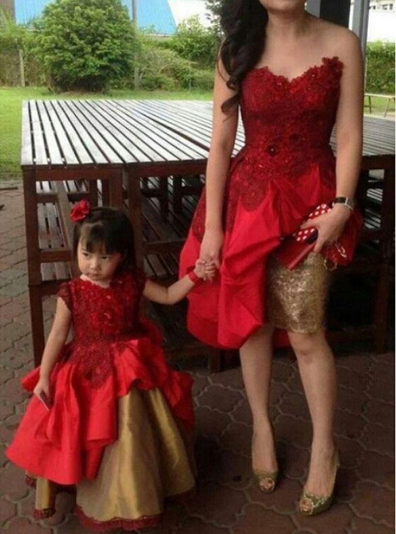 Custom made evening dressshort evening dressmatching evening dress