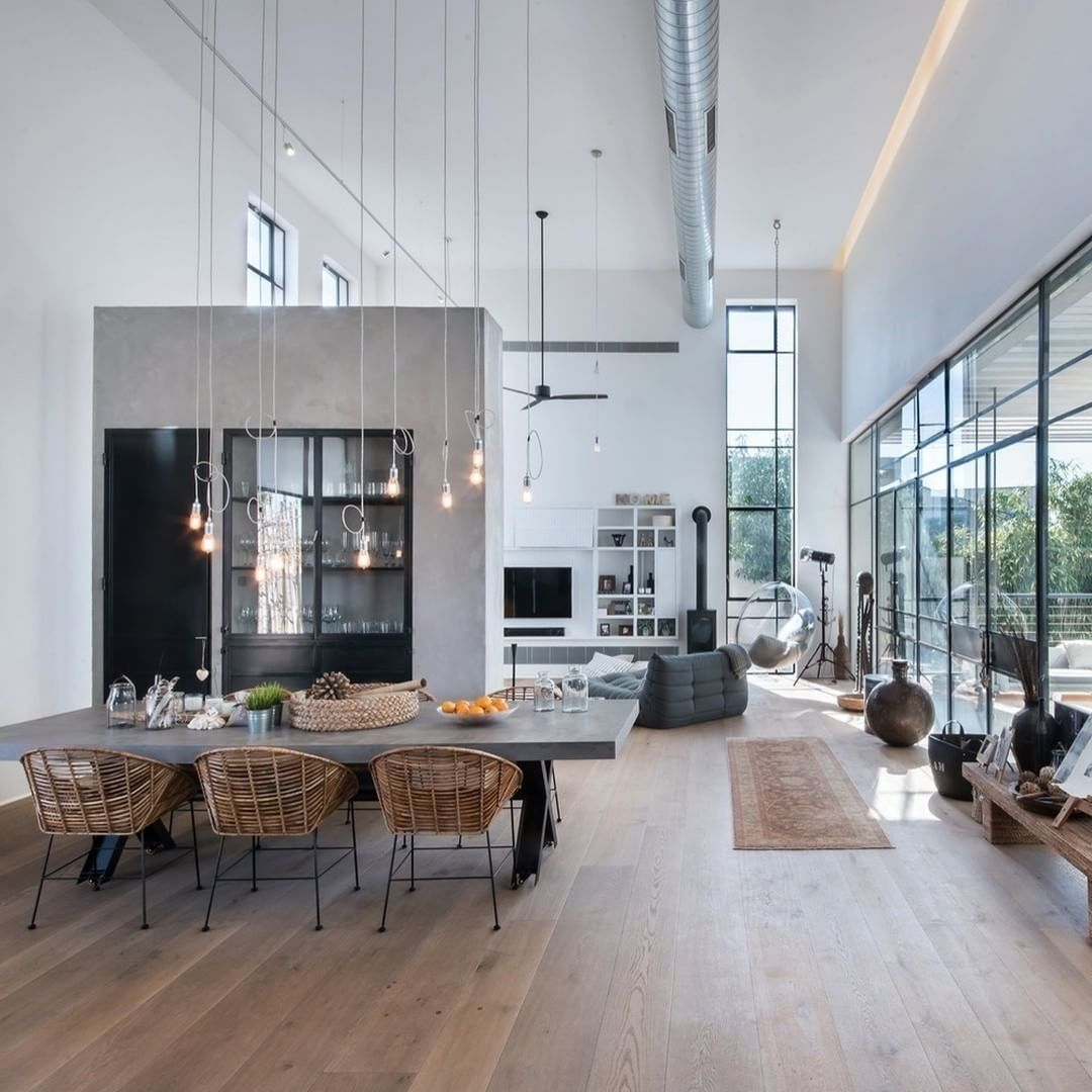 #House In #TelAviv Designed By Neuman Hayner #Architects