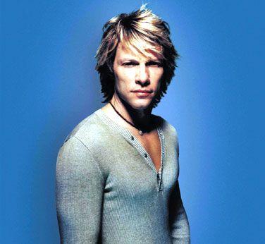 Jon Bon Jovi - How to wear jewelry like a Rock Star!!  (Jon does it right!)