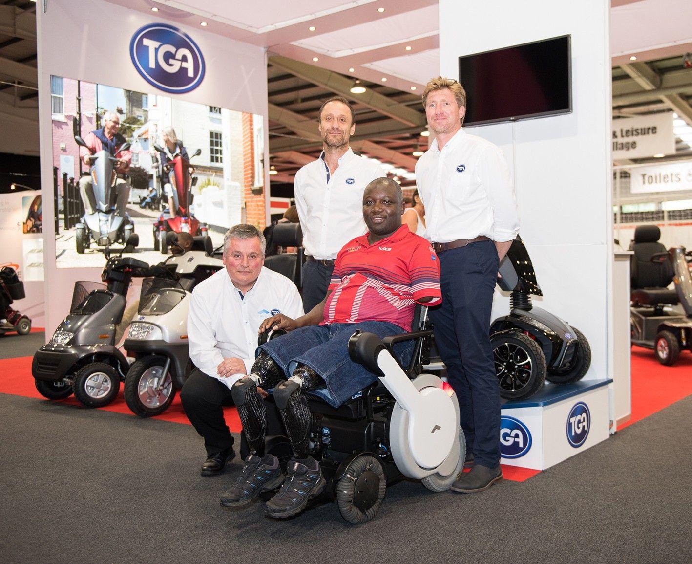 TGA announces Invictus Games athlete Lamin Manneh as