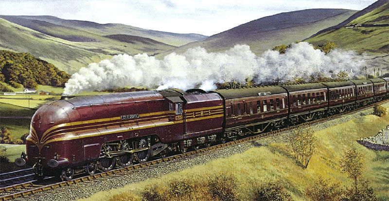 The Barry J Freeman Collection from Hornby - Model Rail