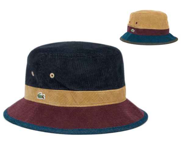 Rakuten  Lacoste corduroy Sakha re-hat LACOSTE HAT  hat Sakha re-hat golf -  Shopping Japanese products from Japan 76a59b4795d