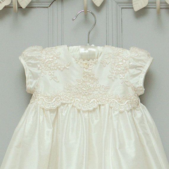 df6e41f440e Christening Dress 'Chloe' by Adore Baby. Baptism Gown. | suknelės ...