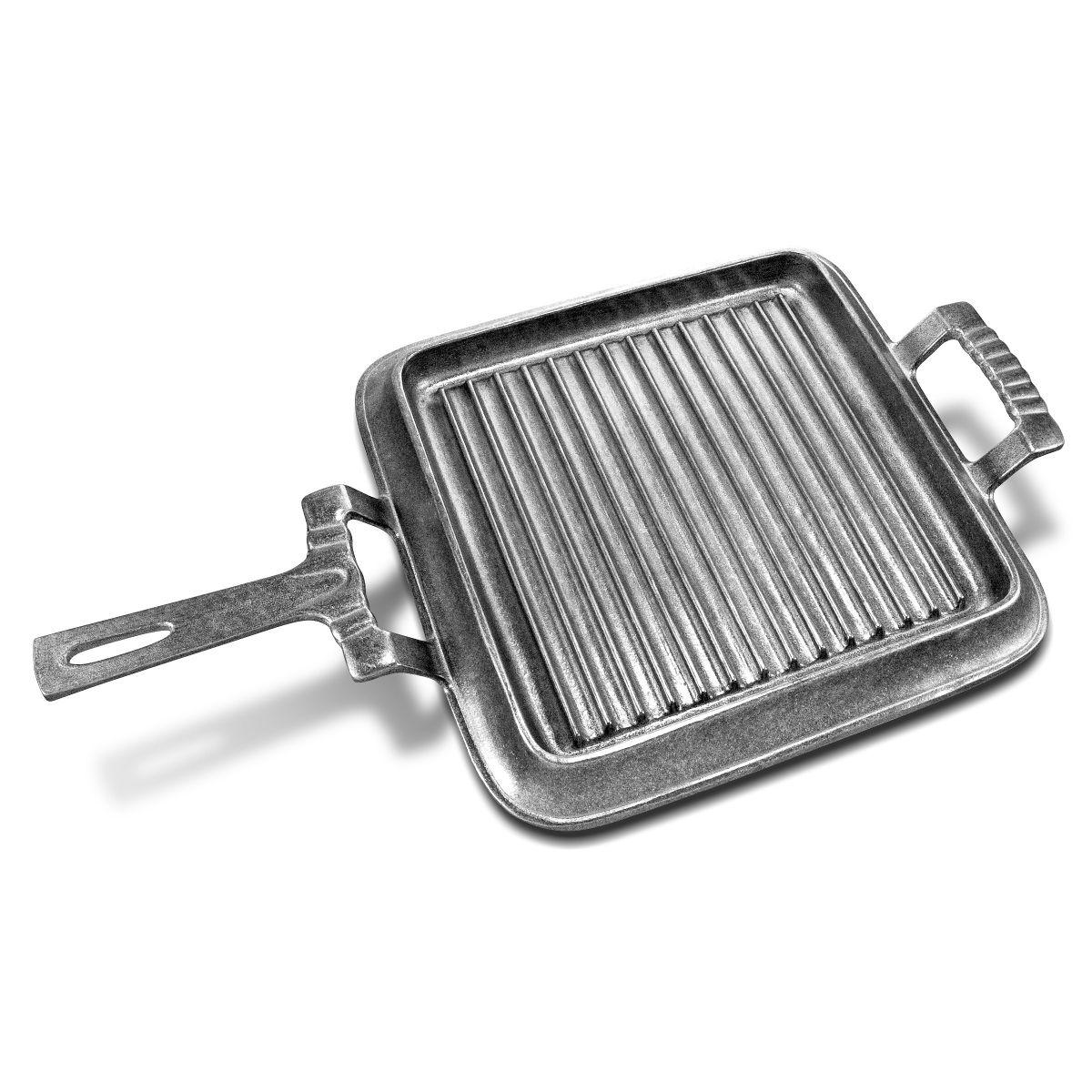 Grillware Square Griddle With Handles Wilton Armetale Wilton