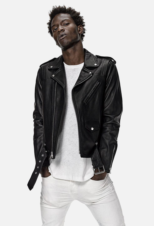 John Elliott X Blackmeans Rider S Jacket Black John Elliott Riders Jacket Jackets Black [ 1440 x 984 Pixel ]