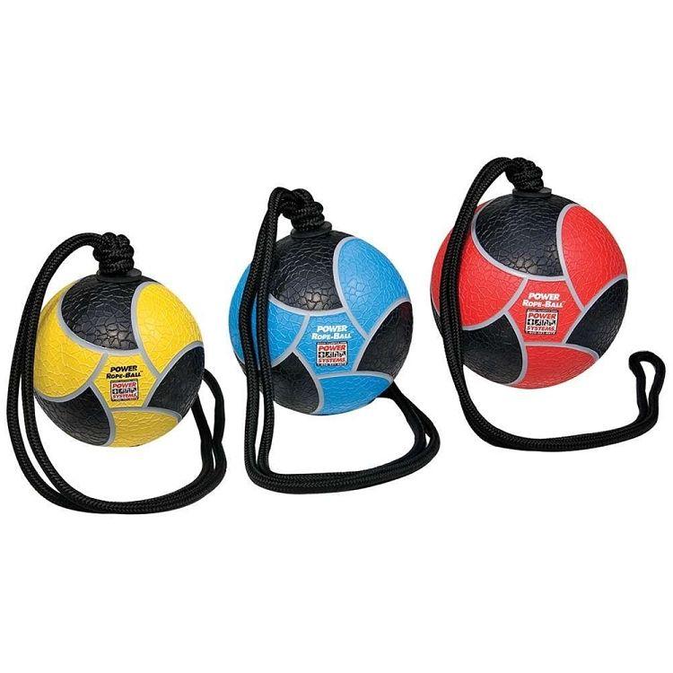 New Sports Athletic Exercise Training Power RopeBall