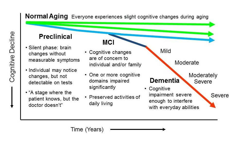 relationship between incidence and prevalence of alzheimers disease