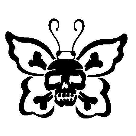 e17e940bc I may get a hidden one to honor Julie | Masculine butterflies ...