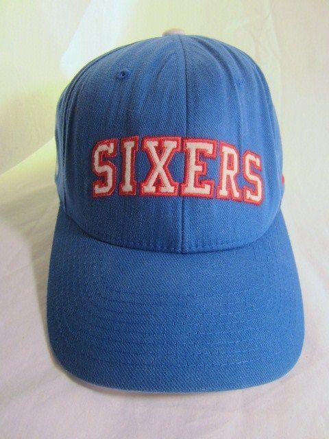 3dbbc322d312 Philadelphia 76ers Sixers 76 Hat Nike Team Sports Ballcap Cap Universal Fit   Nike  Philadelphia76ers