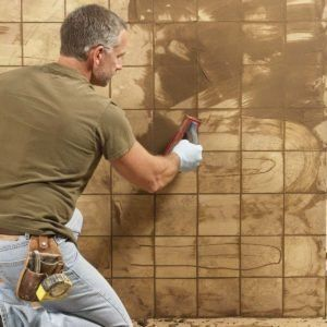 How to Remove Grout Haze From Stone Tile (With images ...