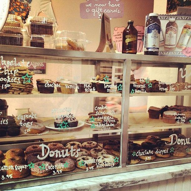 Babycakes Nyc Now Closed Fashion District Los Angeles Ca Vegan Bakery Nyc Coffee Shop Best Bakery