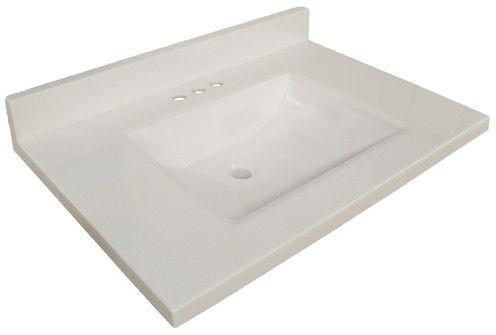 Design House 49 Single Bathroom Vanity Top Top Bathroom vanity