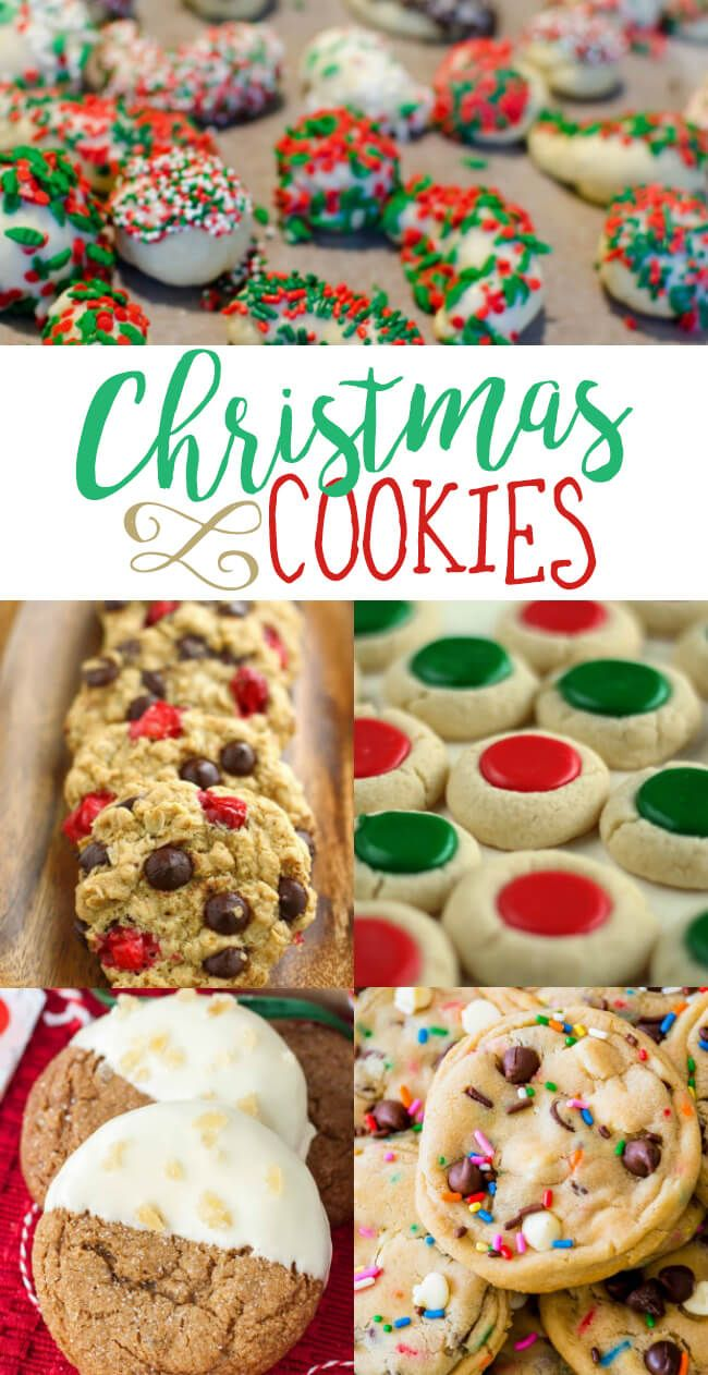 The Very Best Christmas Cookie Recipes For Your Cookie Exchange