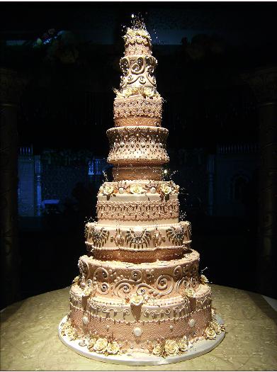 Pin By Gina Coglaiti On Wedding Cakes Ivory Indian Weddings Magazine Extravagant Wedding Cakes Wedding Cake Pictures Frosted Art Bakery