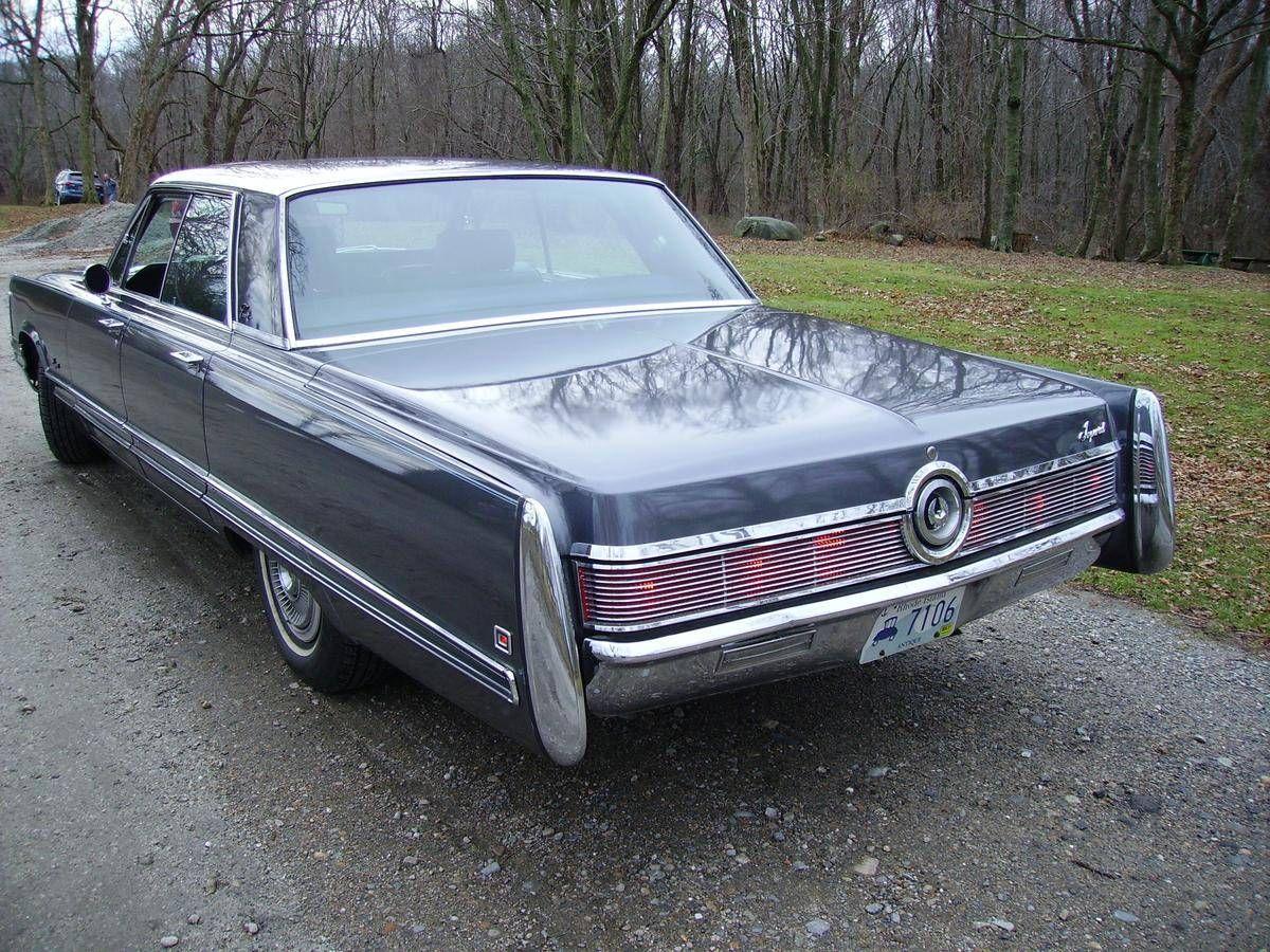 1968 Chrysler Imperial Crown Hardtop For Sale 1806154 Chrysler