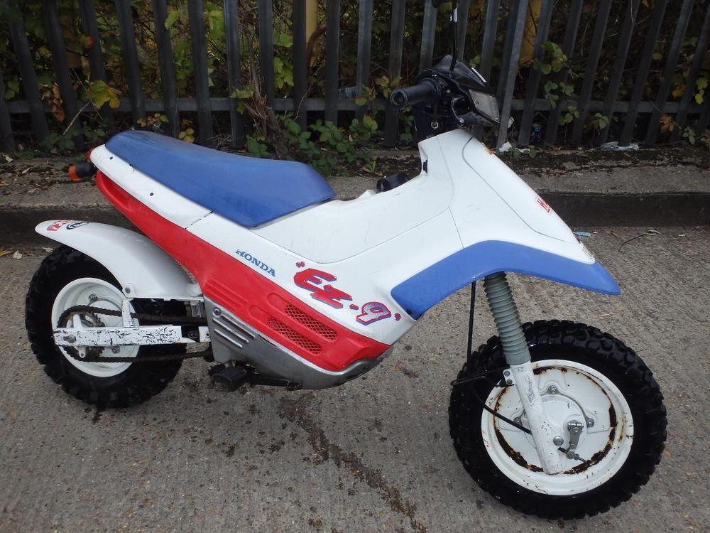 Honda Ez 9 90cc Not Zoomer Msx Monkey Bike Ebay Ez90