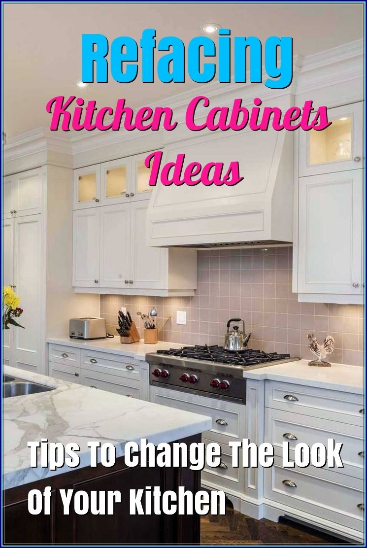 Performing Your Own Home Improvements Doesn T Have To Be Overwhelming But People Experienced W Refacing Kitchen Cabinets Kitchen Improvements Cabinet Refacing