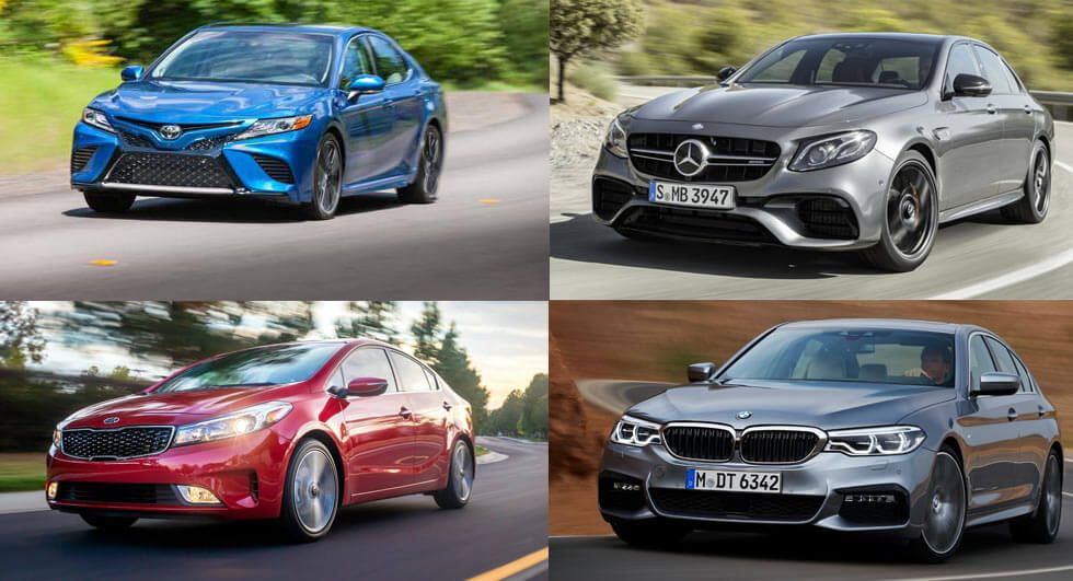 Here Are The 15 Safest Cars For 2018 And Only One Is American