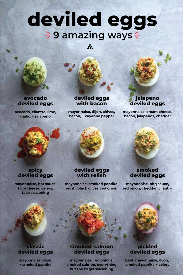 11 Best Deviled Eggs Recipes (EASY + Delicious!)