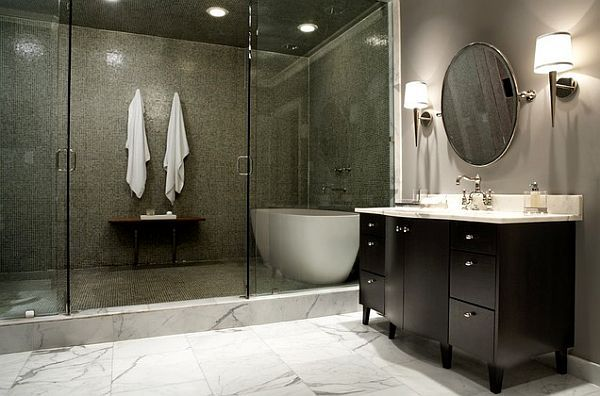 8 Beautiful Textures To Decorate Your Home  Beautiful Textures Adorable Marble Bathroom Designs Review