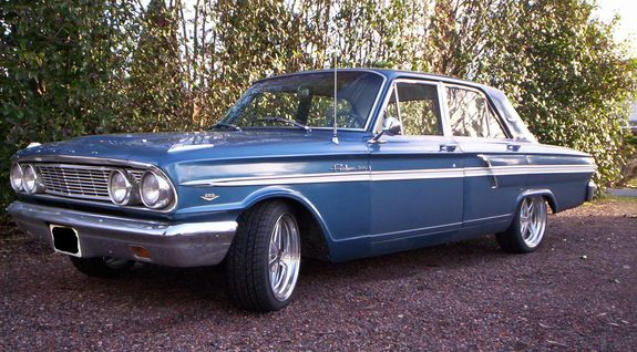 1964 Ford Fairlane 4 Door Google Search With Images Ford