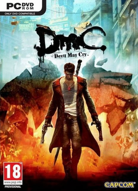 DmC Devil may Cry – RELOADED | PCGames-Download | Sleeve