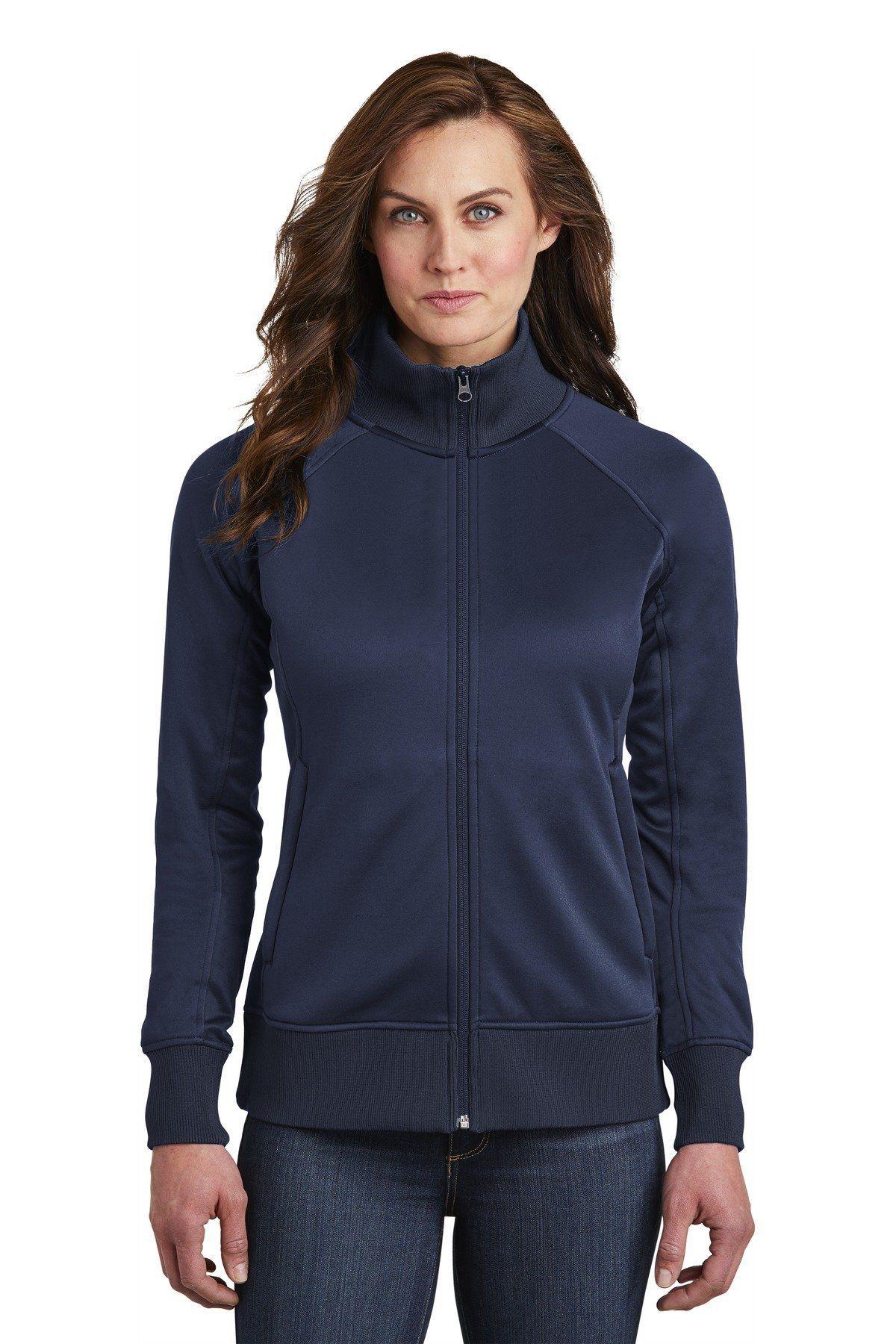 The North Face Ladies Tech FullZip Fleece Jacket NF0A3SEV