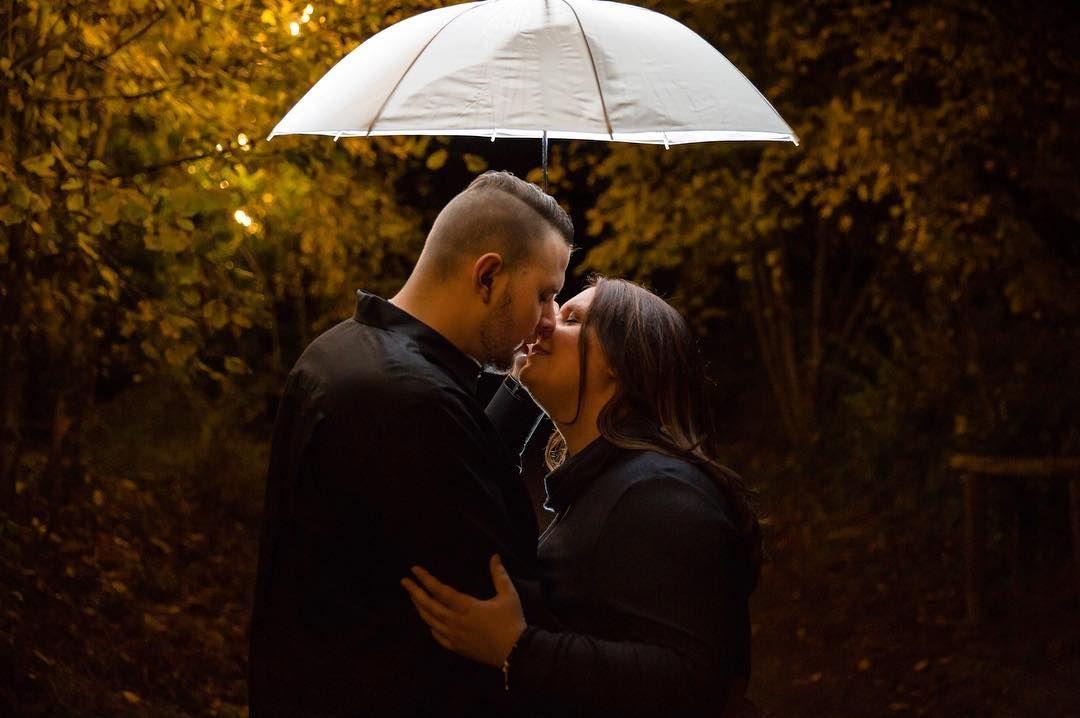 Guten Morgen Winterwelt Schnee Lässt Uns Immer An Romantik