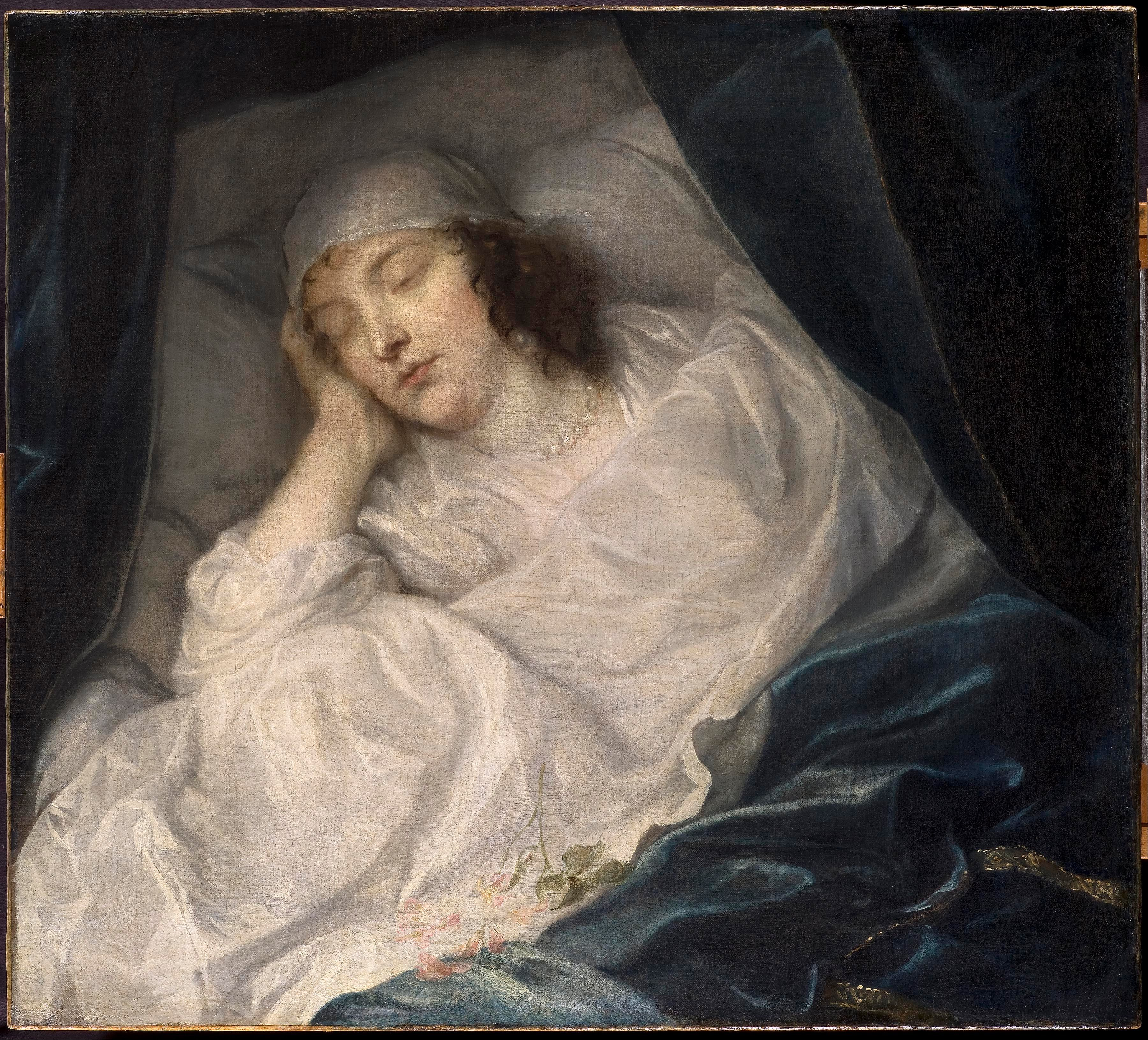Odd ball days anthony van dyck dulwich picture gallery