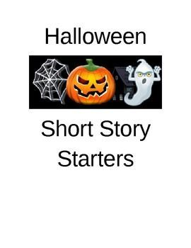 Halloween is going to be here soon. There is no better way to celebrate Halloween than to tell scary stories. In this activity students pick from a list of unique characters, situations, settings and first lines. They can mix and match and then add their