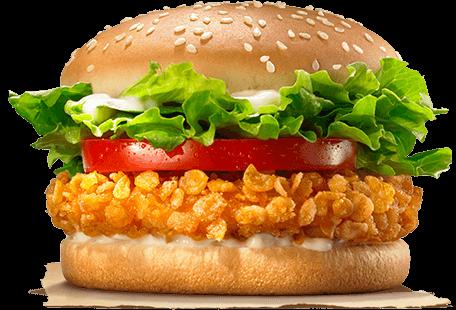 Burger King Getränke