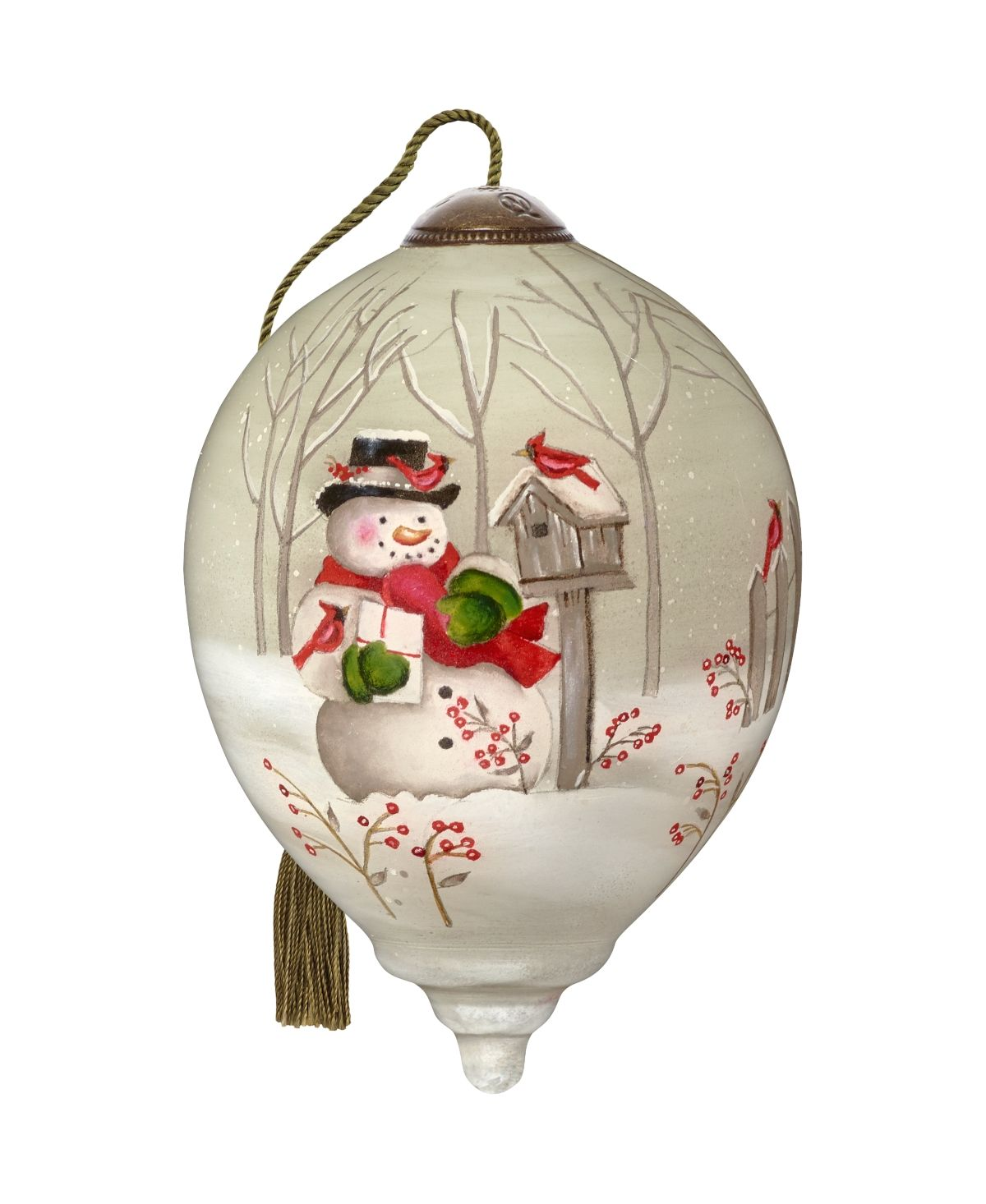 Ne Qwa Holiday Greetings Ornament Multi Holiday Greetings Unique Christmas Decorations Glass Christmas Ornaments