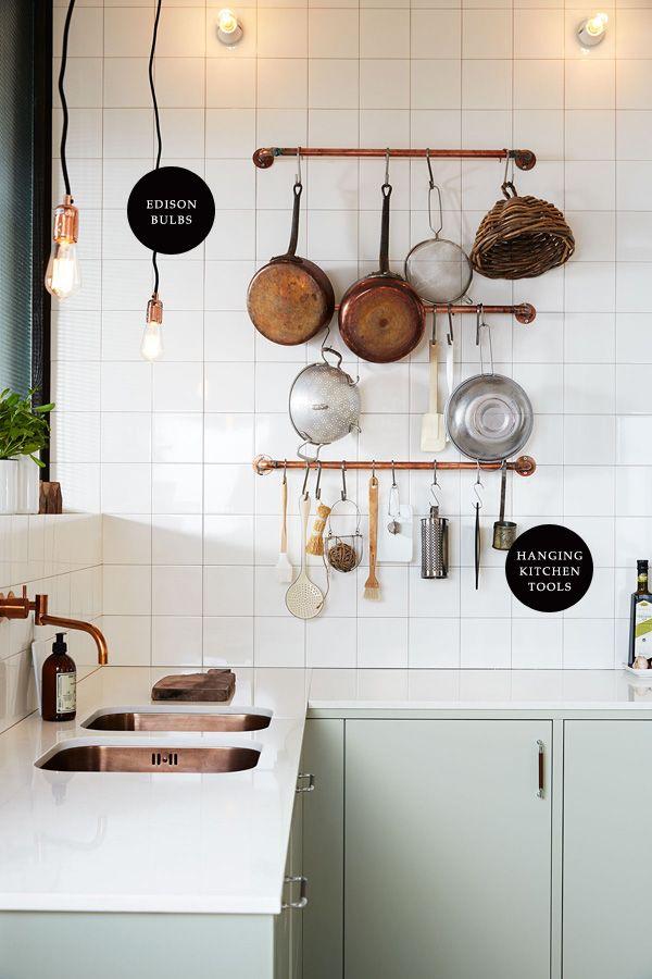 kitchen-inspiration-jenn-elliott-blake-scout-blog-2   Home.   Pinterest