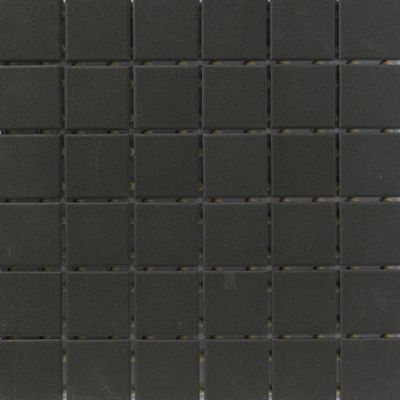 Cc Porcelain Black Mosaics 12x12 Porcelain Flooring Mosaic Floor Tile Black Ceramic Tiles