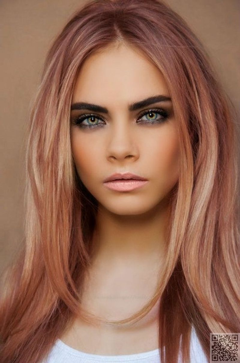 5 Caras Rose Gold Which Of These Three Hottest Hair Colors