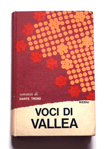 A collection of book covers by Italian designer Mario Degrada.