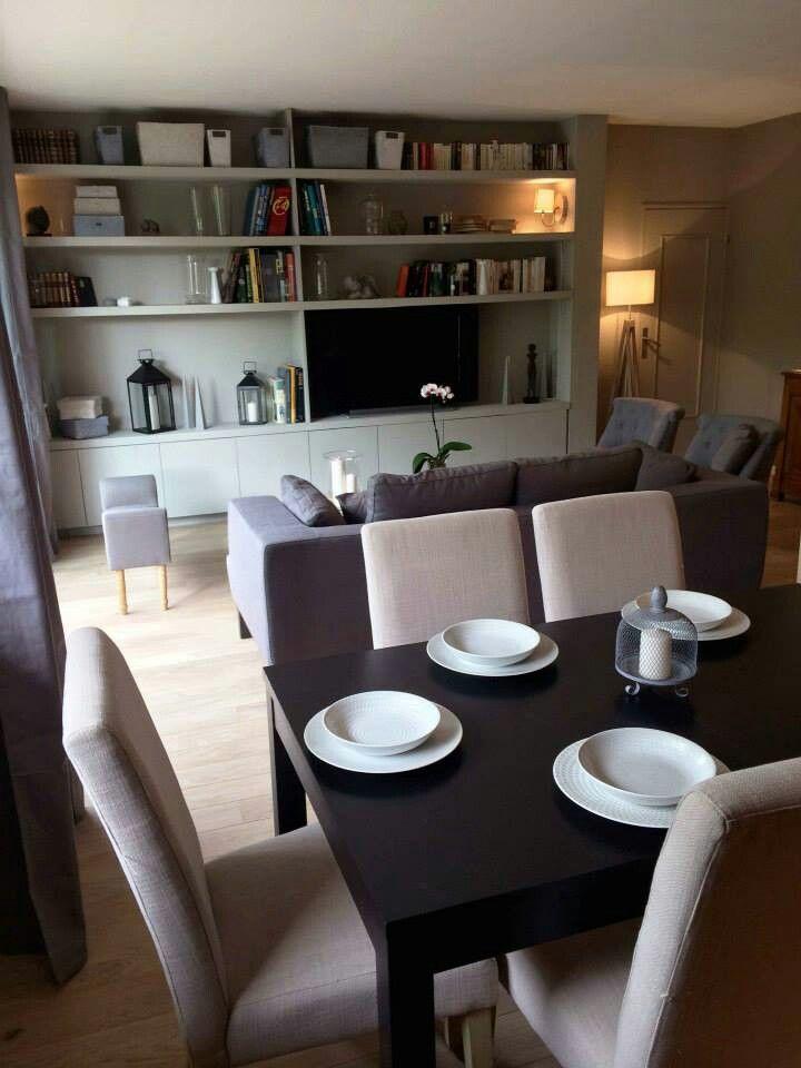 Maisons à vendre sur M6 - Sophie Ferjani (avec images) | Déco maison, Amenagement salon, Déco salon