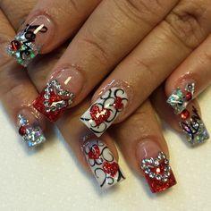 Nail Art, Nail Designs, Nail Trends, Valentineu0027s Day Nails